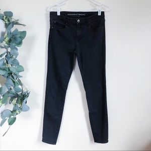 articles of society | black skinny jeans size 29